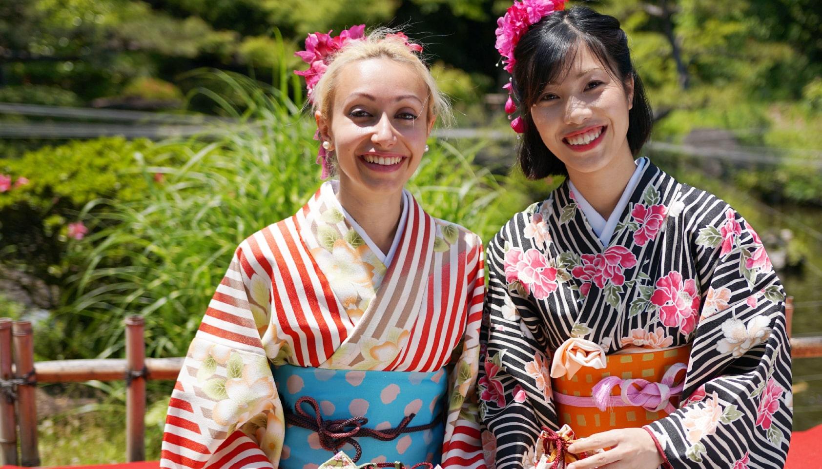 日本の文化と伝統を繋ぐ新しい着物のかたち